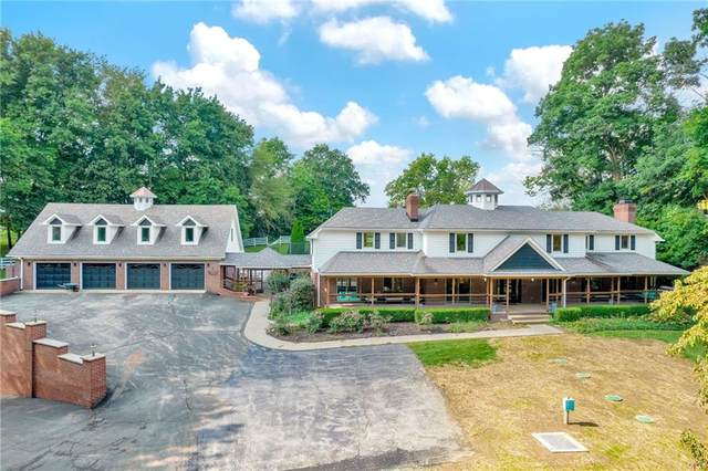 12168 N Mann Road, Mooresville, IN 46158 (MLS #21816511) :: The Indy Property Source