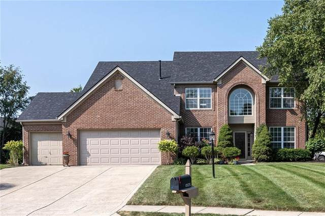 10505 Hawks Ridge Court, Fishers, IN 46256 (MLS #21816518) :: JM Realty Associates, Inc.