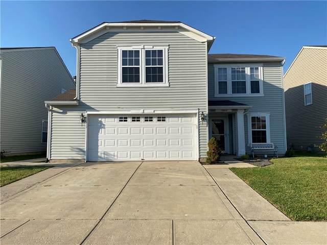 10814 Albertson Drive, Avon, IN 46231 (MLS #21816519) :: JM Realty Associates, Inc.