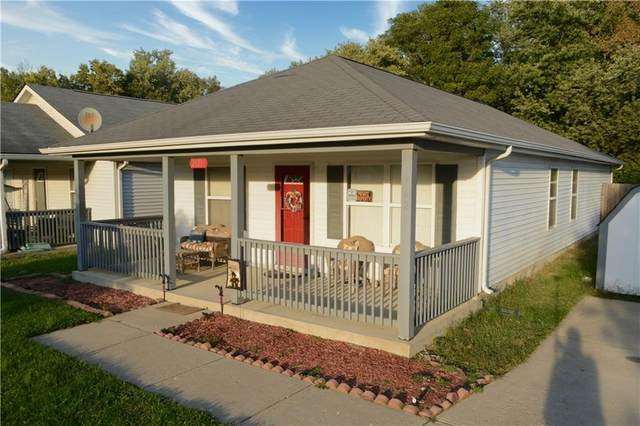 2121 Wagner Ln, Indianapolis, IN 46203 (MLS #21816527) :: Dean Wagner Realtors