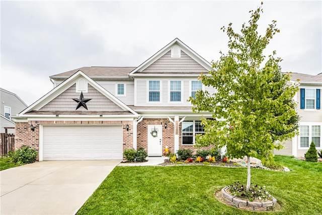 6658 Keepsake Drive, Whitestown, IN 46075 (MLS #21816568) :: Heard Real Estate Team | eXp Realty, LLC