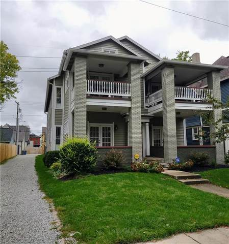 1727 N New Jersey Street D, Indianapolis, IN 46202 (MLS #21816571) :: Heard Real Estate Team | eXp Realty, LLC