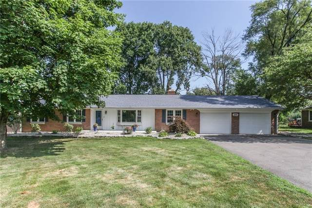 20 Meadow Vue Court North Court, Indianapolis, IN 46227 (MLS #21816592) :: Mike Price Realty Team - RE/MAX Centerstone