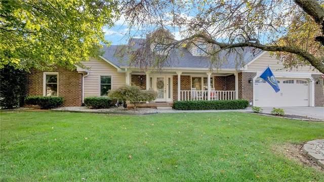 1851 Woodridge Place, Greenwood, IN 46143 (MLS #21816593) :: Dean Wagner Realtors