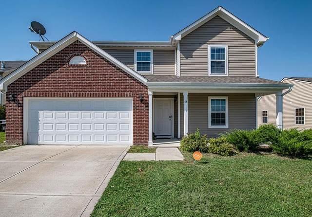 2111 Twelve Oaks Drive, Shelbyville, IN 46176 (MLS #21816596) :: JM Realty Associates, Inc.