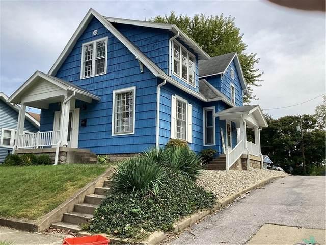 153 N Walnut Street, Franklin, IN 46131 (MLS #21816611) :: Ferris Property Group