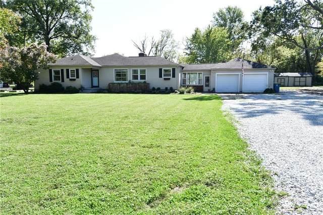 10519 Rainbow Lane, Indianapolis, IN 46236 (MLS #21816625) :: Heard Real Estate Team | eXp Realty, LLC