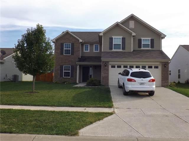 817 Briarstone Drive, Greenwood, IN 46143 (MLS #21816632) :: Pennington Realty Team
