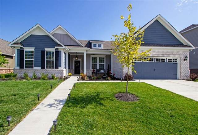 14479 Carlow Run Drive, Carmel, IN 46074 (MLS #21816637) :: The ORR Home Selling Team