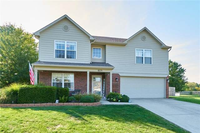 8214 Shadwell Court, Indianapolis, IN 46237 (MLS #21816649) :: Pennington Realty Team