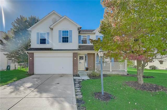 1847 Brookview Drive, Brownsburg, IN 46112 (MLS #21816663) :: The Evelo Team