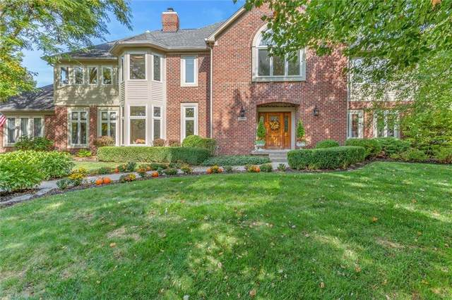 12999 Regent Circle, Carmel, IN 46032 (MLS #21816664) :: Mike Price Realty Team - RE/MAX Centerstone