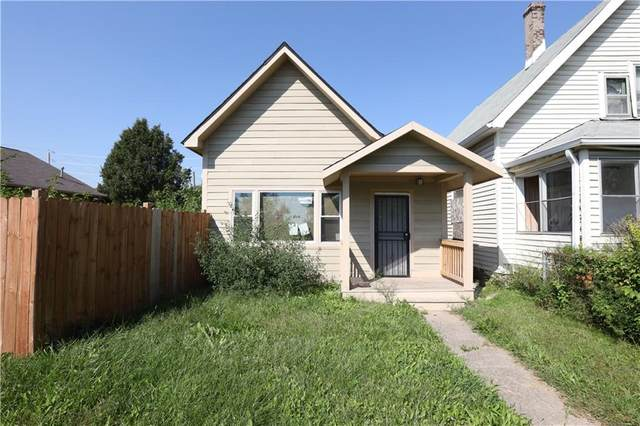 1060 W 29th Street, Indianapolis, IN 46208 (MLS #21816682) :: JM Realty Associates, Inc.