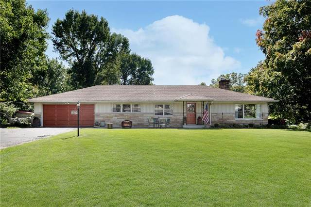 1947 E 88TH Street, Indianapolis, IN 46240 (MLS #21816694) :: Dean Wagner Realtors