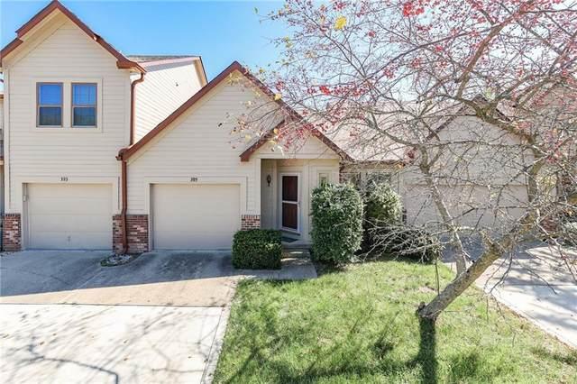 395 Polk Village Road, Greenwood, IN 46143 (MLS #21816698) :: Ferris Property Group