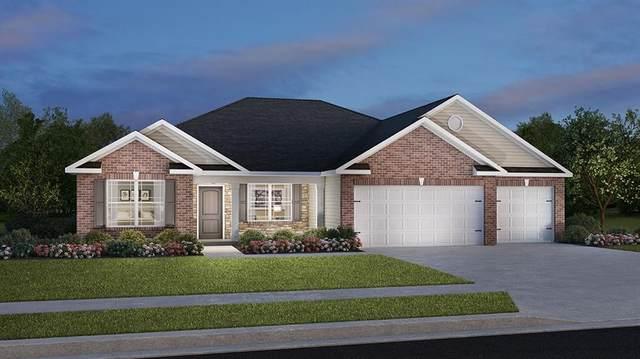 968 Richelle Way, Greenwood, IN 46143 (MLS #21816726) :: Ferris Property Group