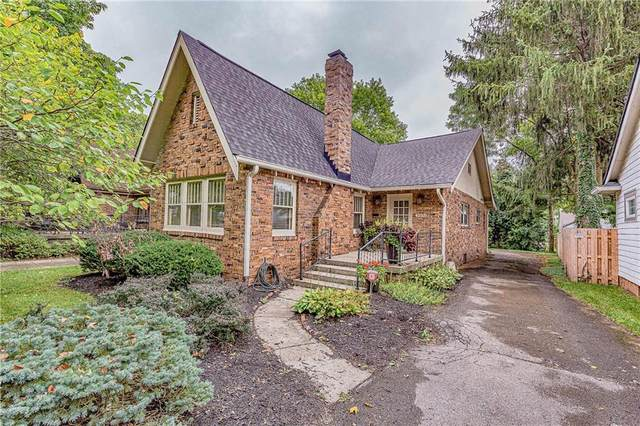 5939 N Guilford Avenue, Indianapolis, IN 46220 (MLS #21816744) :: Ferris Property Group