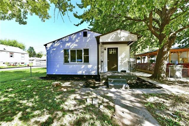 1147 N Concord Street, Indianapolis, IN 46222 (MLS #21816768) :: Ferris Property Group
