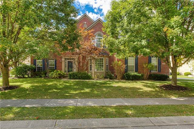 13436 Beckwith Drive, Carmel, IN 46074 (MLS #21816803) :: Heard Real Estate Team | eXp Realty, LLC