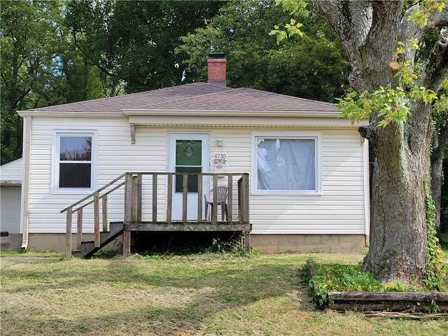 6730 E 19th Street, Indianapolis, IN 46219 (MLS #21816815) :: Pennington Realty Team