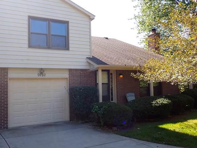 9282 Cinnebar Drive, Indianapolis, IN 46268 (MLS #21816853) :: JM Realty Associates, Inc.