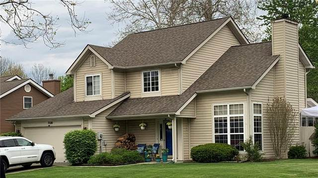 7539 Sycamore Grove Court, Indianapolis, IN 46260 (MLS #21816861) :: Heard Real Estate Team | eXp Realty, LLC
