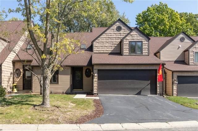 9651 N Highgate Circle, Indianapolis, IN 46250 (MLS #21816898) :: JM Realty Associates, Inc.