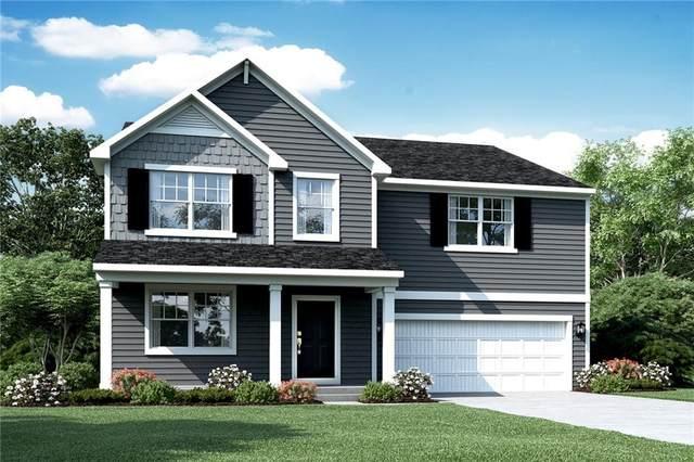 1280 Peregrine Lane, Greenwood, IN 46143 (MLS #21816903) :: Heard Real Estate Team   eXp Realty, LLC