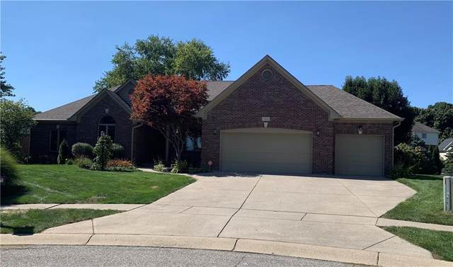 7604 Stones River Court, Indianapolis, IN 46259 (MLS #21816914) :: Pennington Realty Team