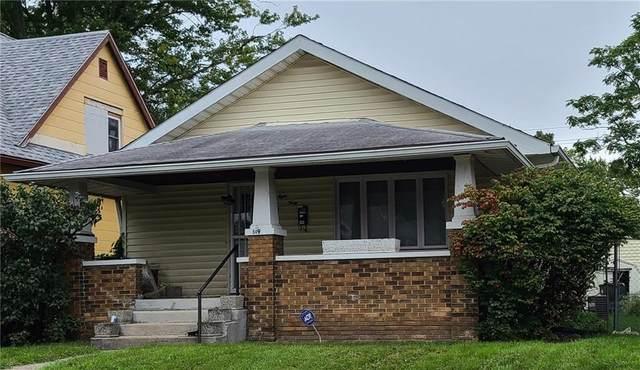 849 N Dearborn Street, Indianapolis, IN 46201 (MLS #21816916) :: Pennington Realty Team