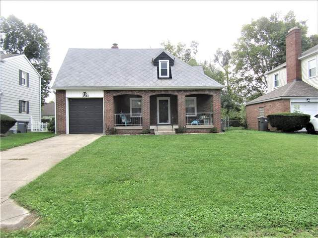 3511 Forest Manor Avenue, Indianapolis, IN 46218 (MLS #21816993) :: Mike Price Realty Team - RE/MAX Centerstone