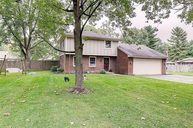 3668 E 100 South, Anderson, IN 46017 (MLS #21817004) :: The Evelo Team