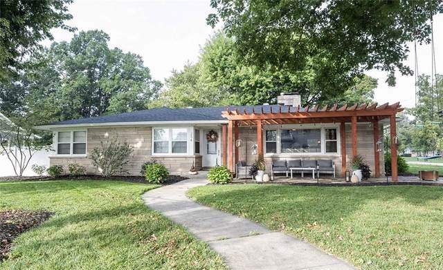 254 N Merrill Street, Fortville, IN 46040 (MLS #21817048) :: RE/MAX Legacy