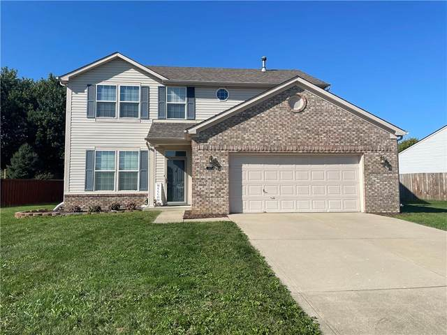 147 Fountain Drive, Mooresville, IN 46158 (MLS #21817050) :: Ferris Property Group