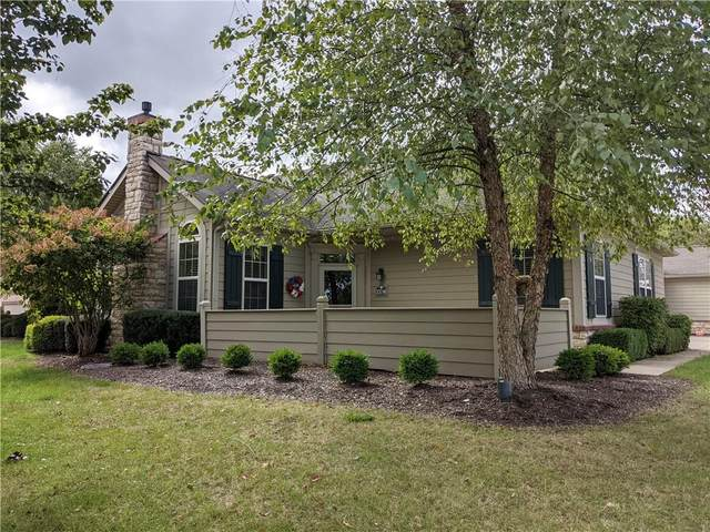 17038 Huntley Place #10, Westfield, IN 46074 (MLS #21817069) :: The Evelo Team