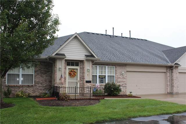 6995 Park Square Drive A, Avon, IN 46123 (MLS #21817076) :: Ferris Property Group