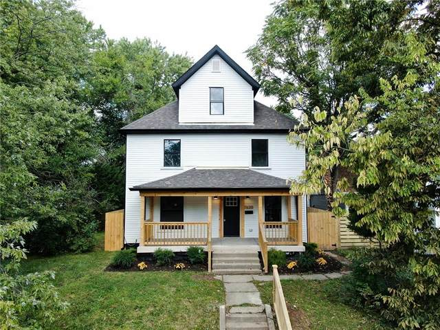 1620 Nelson Avenue, Indianapolis, IN 46203 (MLS #21817084) :: Pennington Realty Team