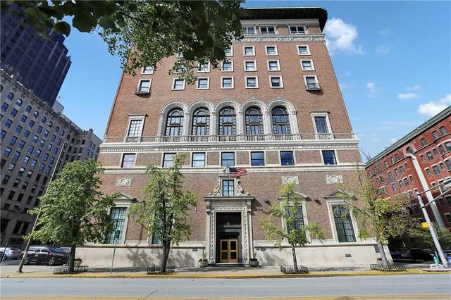 350 N Meridian Street #208, Indianapolis, IN 46204 (MLS #21817094) :: Heard Real Estate Team | eXp Realty, LLC