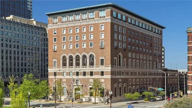 350 N Meridian Street #406, Indianapolis, IN 46204 (MLS #21817130) :: Heard Real Estate Team | eXp Realty, LLC