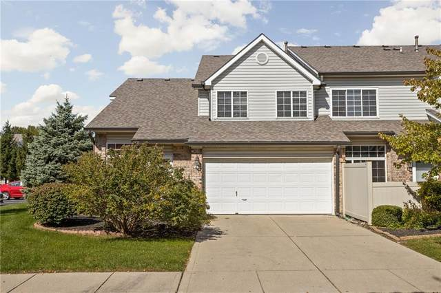9440-A Enclave Drive #41, Avon, IN 46123 (MLS #21817133) :: Ferris Property Group