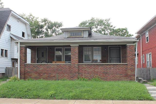 254 & 256 Hendricks Place, Indianapolis, IN 46201 (MLS #21817143) :: Ferris Property Group