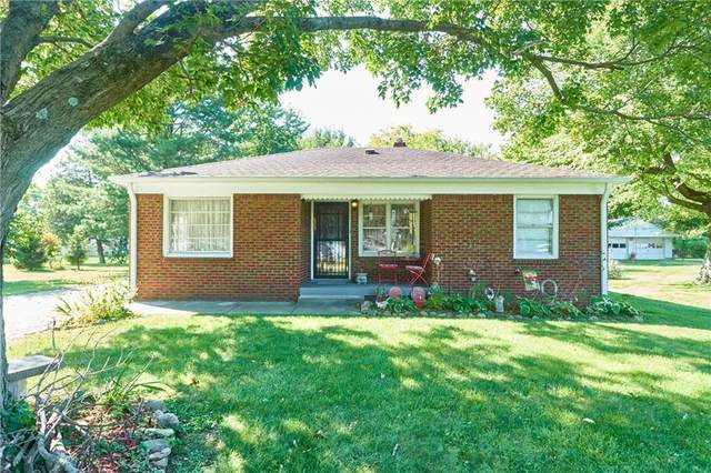 320 Belmar Avenue, Indianapolis, IN 46219 (MLS #21817145) :: Mike Price Realty Team - RE/MAX Centerstone