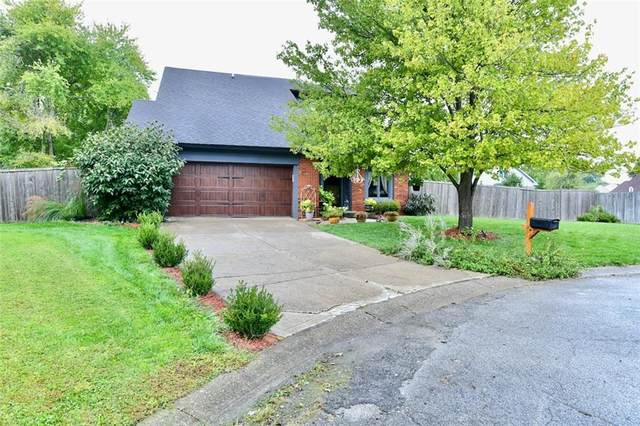 3628 Tilbury Court, Indianapolis, IN 46234 (MLS #21817158) :: Pennington Realty Team