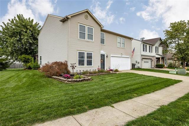 3424 Pavetto Lane, Indianapolis, IN 46203 (MLS #21817186) :: Mike Price Realty Team - RE/MAX Centerstone