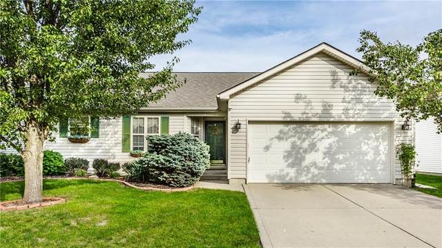 10512 Cedar Dr, Fishers, IN 46037 (MLS #21817202) :: Ferris Property Group