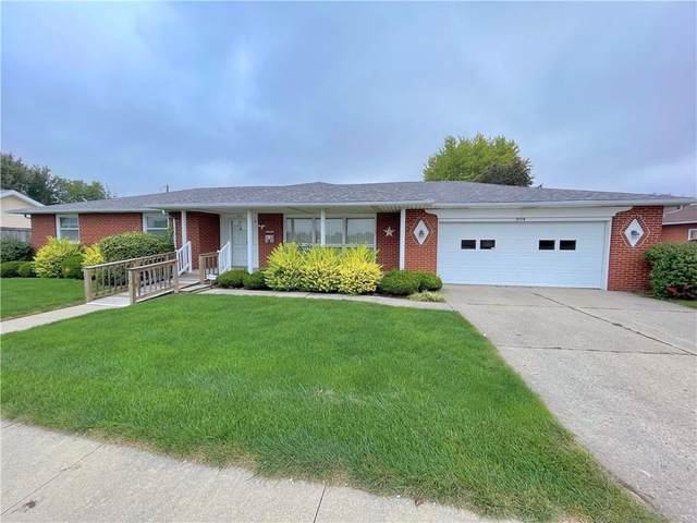 3114 S 14th Street, New Castle, IN 47362 (MLS #21817215) :: HergGroup Indianapolis