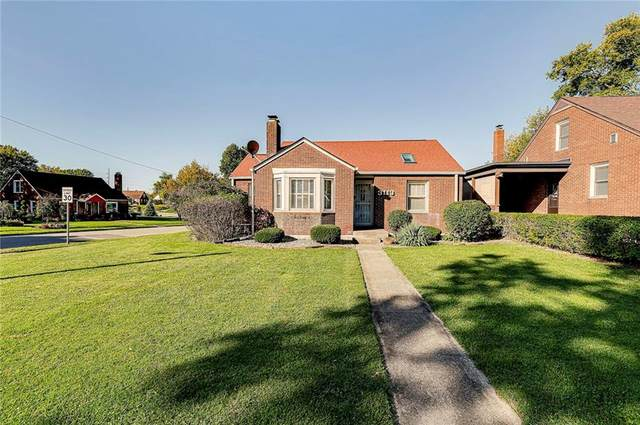 3113 Sheridan, Anderson, IN 46016 (MLS #21817220) :: The Evelo Team