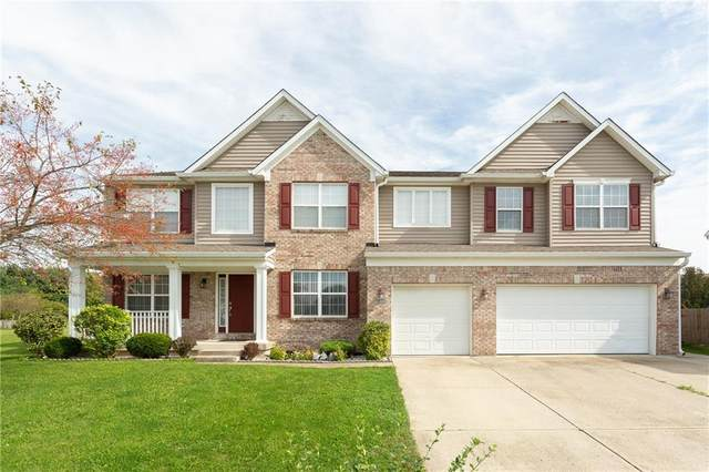 3651 Pickwick Circle, Plainfield, IN 46168 (MLS #21817254) :: Ferris Property Group