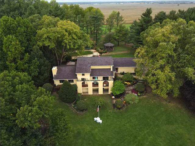 2668 W County Road 200 N, Danville, IN 46122 (MLS #21817256) :: The Indy Property Source