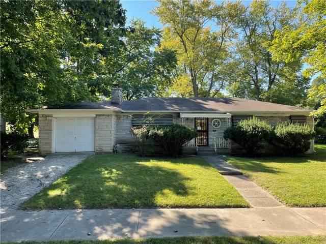 1245 Burdsal Parkway, Indianapolis, IN 46208 (MLS #21817262) :: Heard Real Estate Team | eXp Realty, LLC